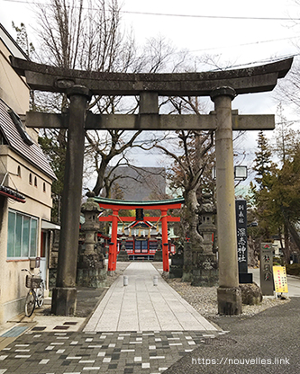 松本深志神社