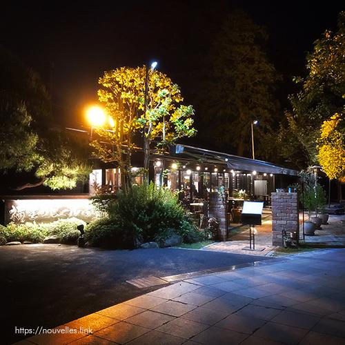 東京福生・石川酒造 福生のビール小屋