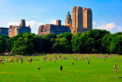 ニューヨーク セントラルパーク