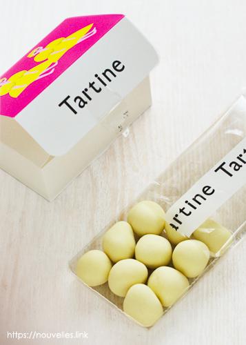 タルティン 苺ホワイトチョコレート