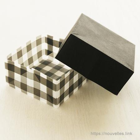 ダイソーの折り紙ブック② かんたんおりがみ 宝石箱