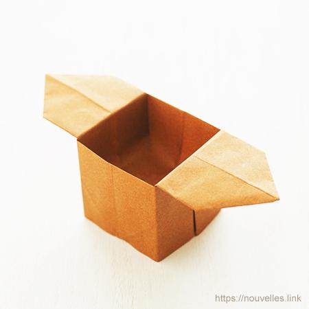 ダイソーの折り紙ブック5 きせつのおりがみ お月見の三宝