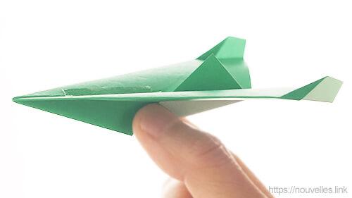 ダイソーの折り紙の本 おりがみブック⑦ おりがみひこうき バックホーン